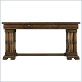 Stanley Furniture European Farmhouse Patron's Desk in Blond