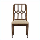 Stanley Furniture Archipelago Port Royal Side Chair in Fathom