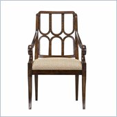 Stanley Furniture Archipelago Port Royal Arm Chair in Fathom