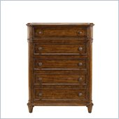 Stanley Furniture Archipelago Calypso Drawer Chest in Fathom