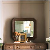 Stanley Furniture Archipelago Tradewinds Landscape Mirror in Fathom