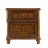 Stanley Furniture Archipelago Calypso Night Stand in Fathom