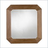 Stanley Furniture Archipelago Tradewinds Landscape Mirror in Shoal