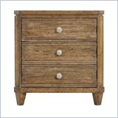 Stanley Furniture Archipelago Ripple Cay Night Stand in Shoal