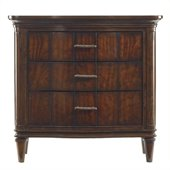 Stanley Furniture Avalon Heights Swingtime Bachelor's Chest in Chelsea