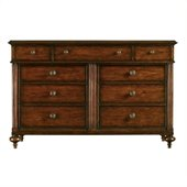 Stanley Furniture British Colonial Dresser in Caribe