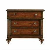 Stanley Furniture British Colonial Bachelor's Chest in Caribe