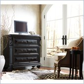 Stanley Furniture Continental Chest in Ebony