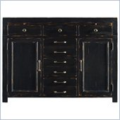 Stanley Furniture Artisan Buffet in Ebony