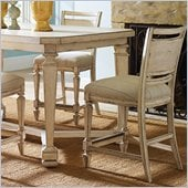 Stanley Furniture Old World Counter Stool in Belgian White