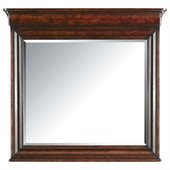 Stanley Furniture Louis Philippe Landscape Mirror in Orleans