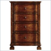 Stanley Furniture Louis Philippe Night Stand in Burnished Honey