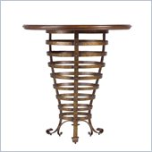 Stanley Furniture Arrondissement Brasserie Pub Table in Heirloom Cherry