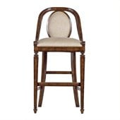 Stanley Furniture Arrondissement Parc Bar Stool in Heirloom Cherry