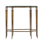 Stanley Furniture Arrondissement Soiree Glass Top Side Table