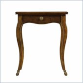 Stanley Furniture Arrondissement Arche Side Table in Heirloom Cherry