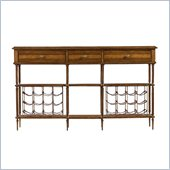 Stanley Furniture Arrondissement Petit Vin Sideboard in Sunlight Anigre