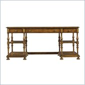 Stanley Furniture Arrondissement Esprit Writing Desk in Sunlight Anigre