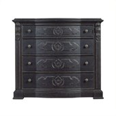 Stanley Furniture Arrondissement Epoque Dresser in Rustic Charcoal