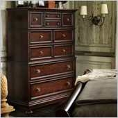 Stanley Furniture City Club Cottage Nine Drawer Chest in Blair