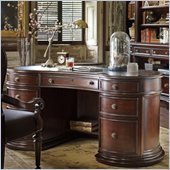 Stanley Furniture City Club Savannah Kidney Desk in Blair