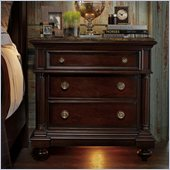 Stanley Furniture City Club Oxford Bachelors Chest with Marble Top in Blair