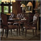 Stanley Furniture City Club Days Feast Oval 7 Piece Dining Set in Blair