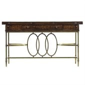 Stanley Furniture Avalon Heights Neo Deco Flip Top Console Table in Chelsea