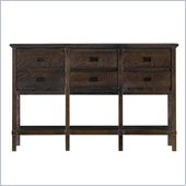 Stanley Furniture Coastal Living Resort Sundown Retreat Sideboard in Channel Marker
