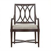 Stanley Furniture Coastal Living Resort Heritage Coast Arm Chair in Channel Marker