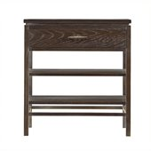 Stanley Furniture Coastal Living Resort Tranquility Isle Night Stand in Channel Marker