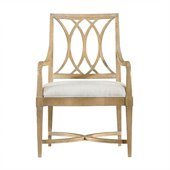 Stanley Furniture Coastal Living Resort Heritage Coast Arm Chair in Sea Oat
