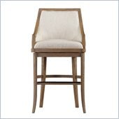 Stanley Furniture Coastal Living Resort Dockside Hideaway 30 Bar Stool in Sea Oat