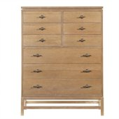 Stanley Furniture Coastal Living Resort Tranquility Isle Drawer Chest in Sea Oat