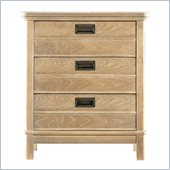 Stanley Furniture Coastal Living Resort Cape Comber Chairside Chest in Sea Oat