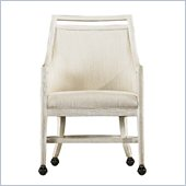 Stanley Furniture Coastal Living Resort Dockside Hideaway Club Chair in Sail Cloth