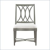 Stanley Furniture Coastal Living Resort Heritage Coast Side Chair in Dolphin