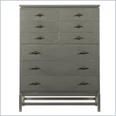 Stanley Furniture Coastal Living Resort Tranquility Isle Drawer Chest in Dolphin