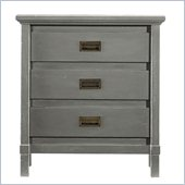 Stanley Furniture Coastal Living Resort Havens Harbor Night Stand in Dolphin