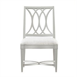 Stanley Furniture Coastal Living Resort Heritage Coast  Dining Chair in Morning Fog
