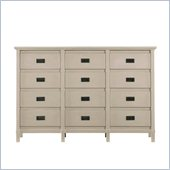 Stanley Furniture Coastal Living Resort Havens Harbor Triple Dresser in Dune