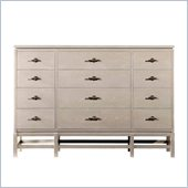 Stanley Furniture Coastal Living Resort Tranquility Isle Triple Dresser in Dune