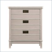 Stanley Furniture Coastal Living Resort Cape Comber Chairside Chest in Dune