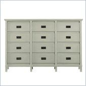 Stanley Furniture Coastal Living Resort Havens Harbor Triple Dresser in Urchin