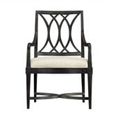 Stanley Furniture Coastal Living Resort Heritage Coast Arm Chair in Stormy Night