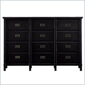 Stanley Furniture Coastal Living Resort Havens Harbor Triple Dresser in Stormy Night