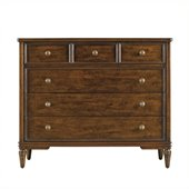 Stanley Furniture Classic Portfolio Vintage Media Chest in Heirloom Cherry