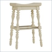 Stanley Furniture Coastal Living Cottage 5 OClock Somewhere Bar Stool in Shell