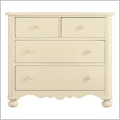 Stanley Furniture Coastal Living Cottage Seaside Chest in Shell