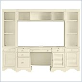 Stanley Furniture Coastal Living Cottage Computer File Desk in Shell